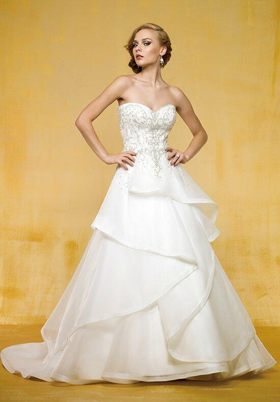 Jasmine Couture T162012 Wedding Dress photo
