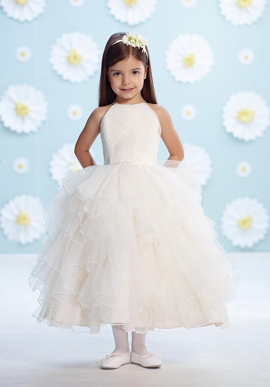 Joan Calabrese by Mon Cheri 116366 Flower Girl Dress photo