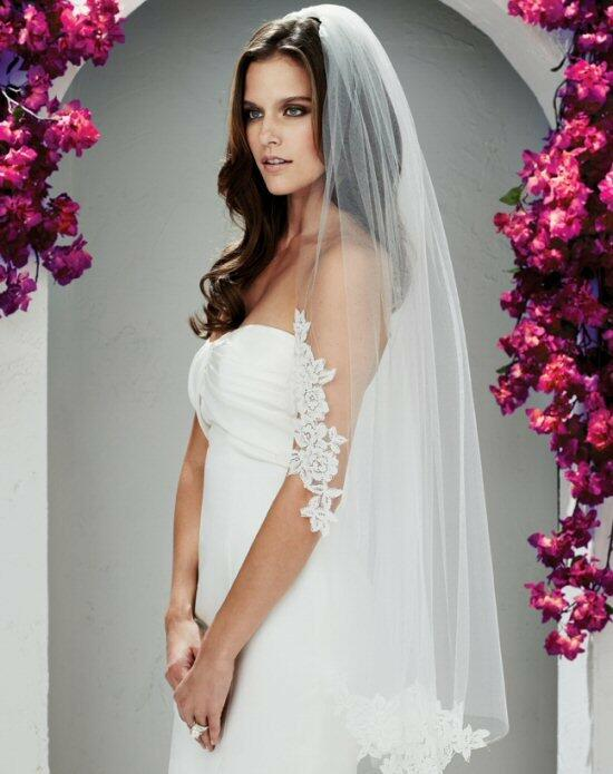 Mikaella by Paloma Blanca Veils Collection VM433F Wedding Veils photo