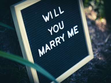 20 Marriage Proposal Decorations