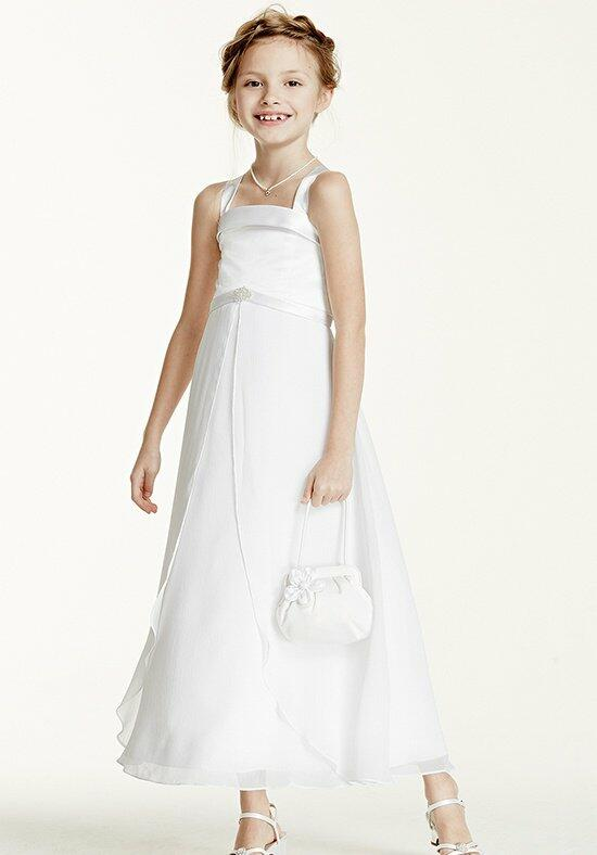 David's Bridal Juniors FG9800 Flower Girl Dress photo