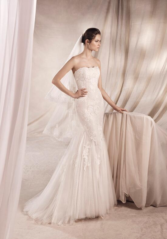 WHITE ONE YONE Wedding Dress photo