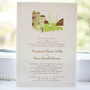 Location Wedding Invitations