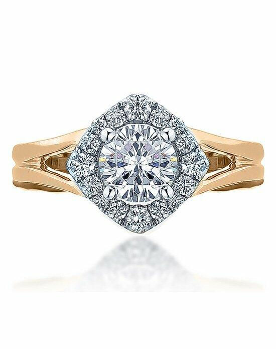 Frederic Sage RM115-WY Engagement Ring photo