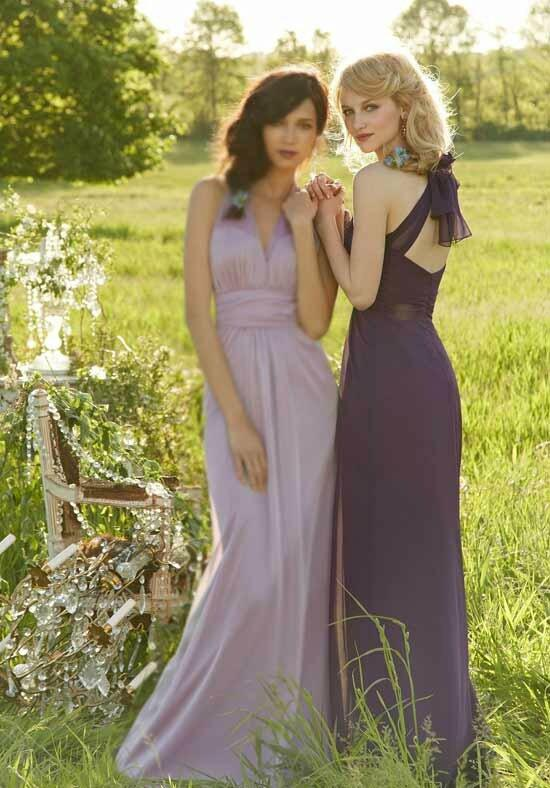 Hayley Paige Occasions 5365 Bridesmaid Dress photo