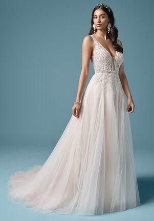 Maggie Sottero RUDY A-Line Wedding Dress