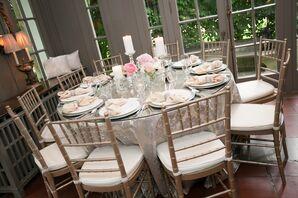 Romantic Reception Atmosphere