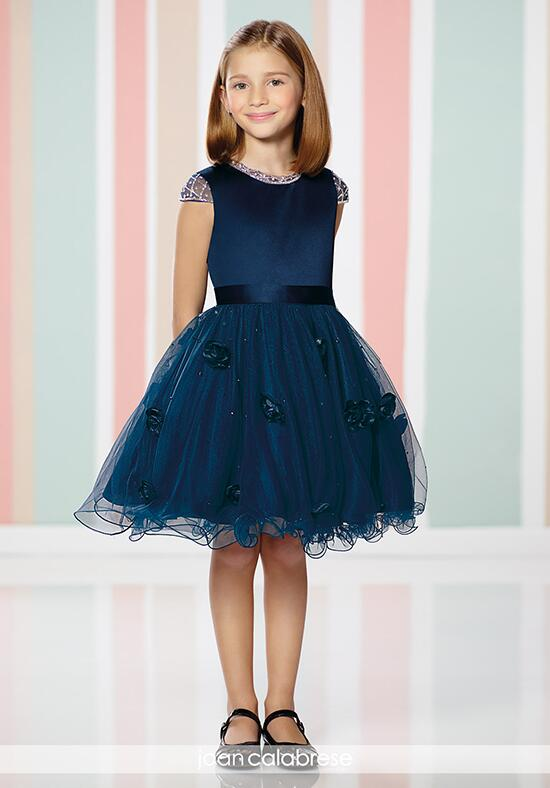 Joan Calabrese by Mon Cheri 216318 Flower Girl Dress photo