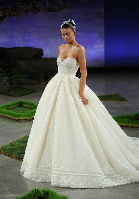 Ines Di Santo Jillian Wedding Dress photo