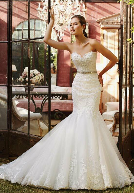 Sophia Tolli Y21376 Begonia Wedding Dress photo