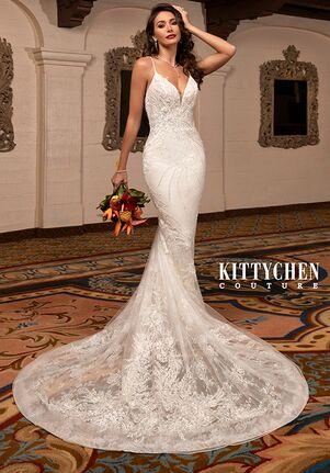KITTYCHEN Couture SHAWNA, K2044 Mermaid Wedding Dress