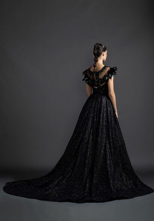 Lazaro Veronica Ball Gown Wedding Dress