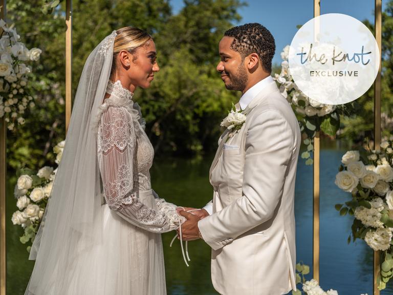 ally love wedding