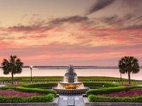 Charleston, South Carolina at Waterfront Park