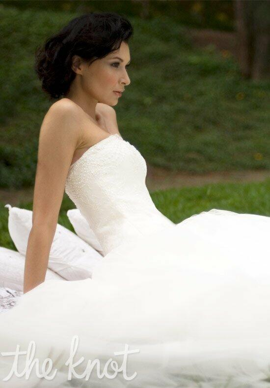 Augusta jones peaches wedding dress the knot for The knot gift registry