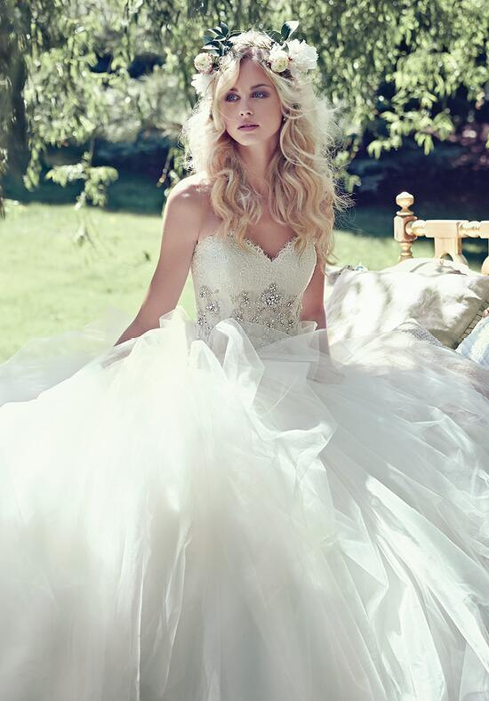 Maggie Sottero Aracella Wedding Dress photo