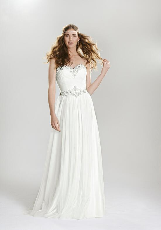 Lillian West 6411 Wedding Dress photo