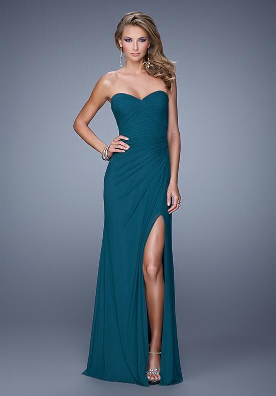 La Femme Bridesmaids 21193 Bridesmaid Dress photo