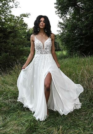 All Who Wander Muse A-Line Wedding Dress