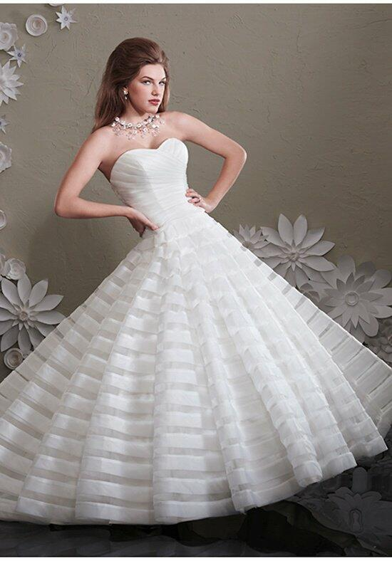 1 Wedding by Mary's Bridal 3Y392 Wedding Dress photo