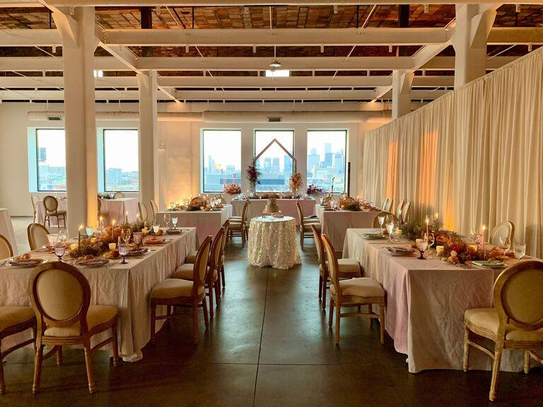 The Stockhouse Chicago wedding venue in Chicago, Illinois.