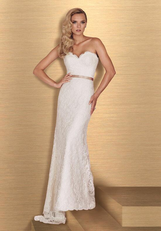 Paloma Blanca 4666 Wedding Dress photo