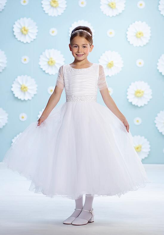 Joan Calabrese by Mon Cheri 116385 Flower Girl Dress photo