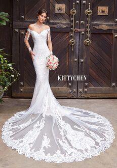 KITTYCHEN ISADORA, H1949 Mermaid Wedding Dress