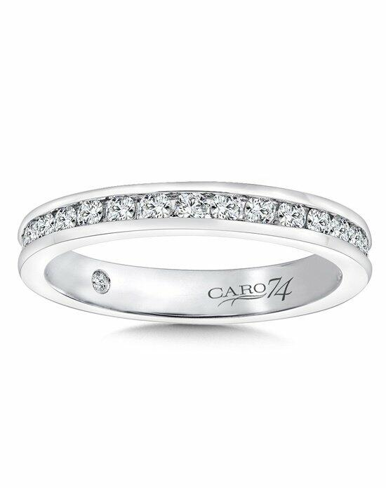 Caro 74 CR710BW-6.5 Wedding Ring photo