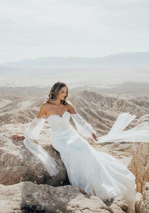 All Who Wander Knox Wedding Dress
