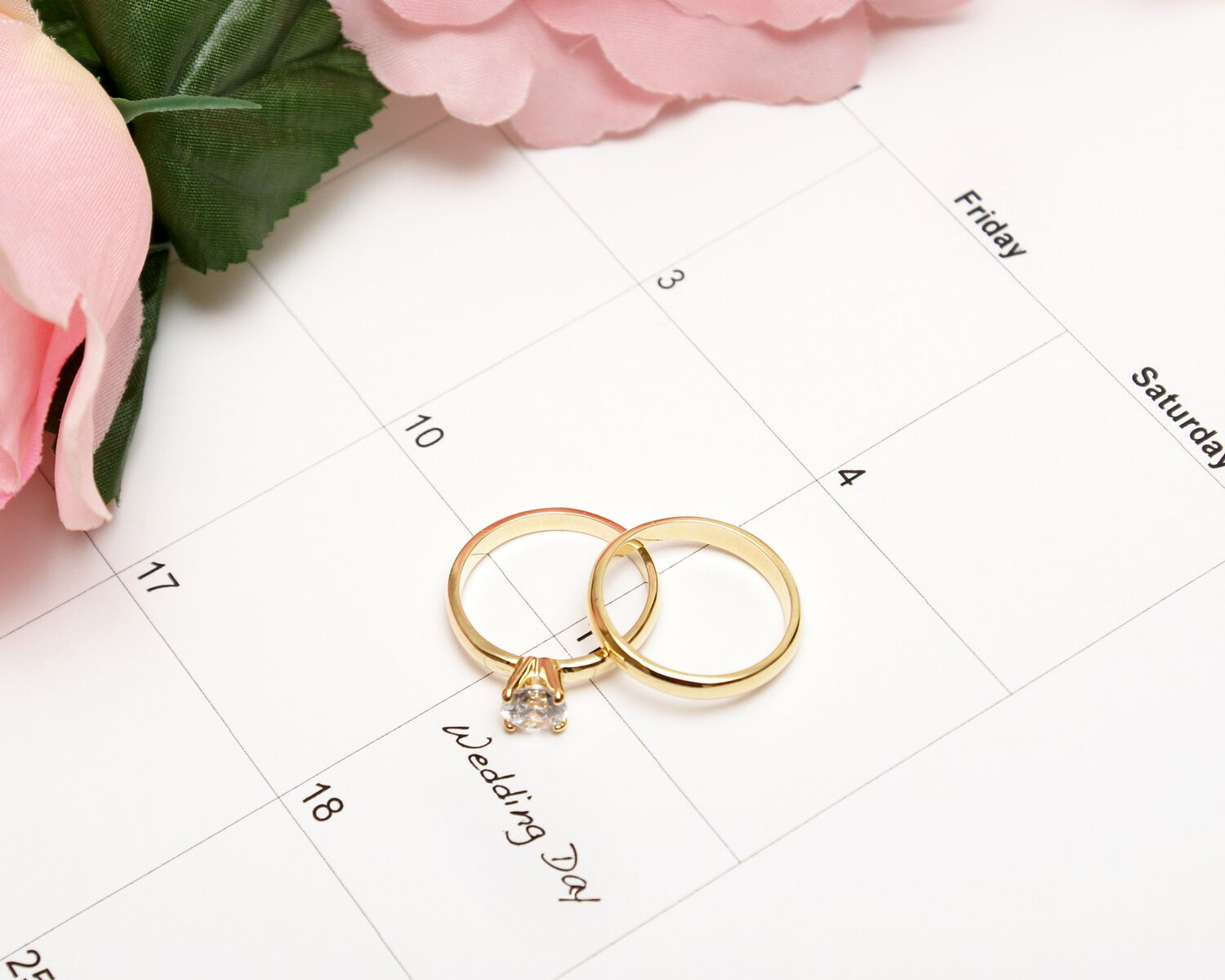 Picking A Wedding Date How To Choose Your Perfect Wedding Date