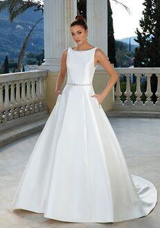 Justin Alexander 88109 A-Line Wedding Dress