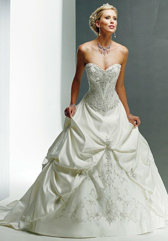 Maggie Sottero Monalisa Royale Wedding Dress photo