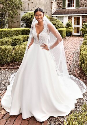 Sincerity Bridal 44276 Ball Gown Wedding Dress