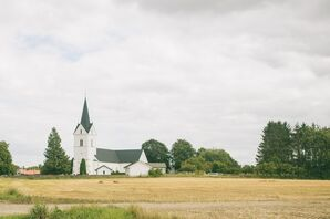 St. Anna Church in Lyby, Sweden