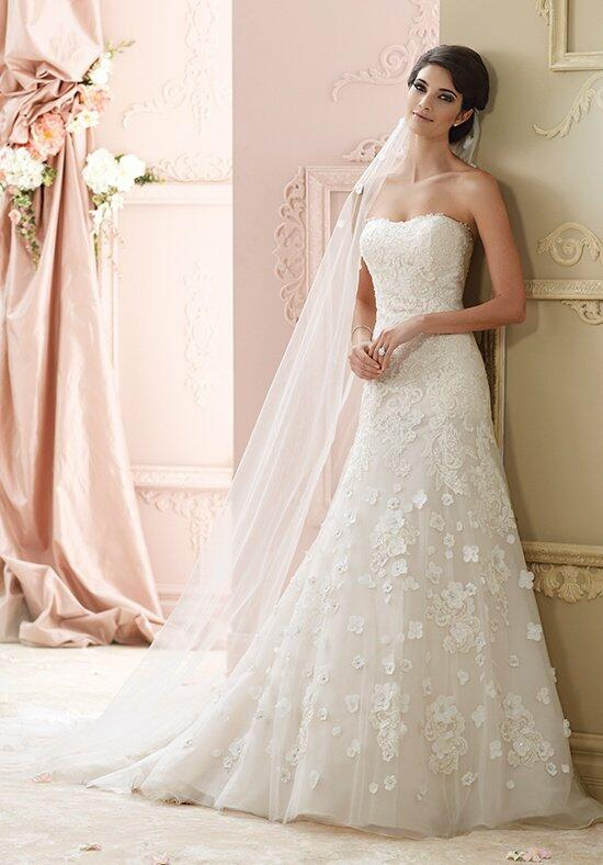 David Tutera for Mon Cheri 215268 - Leia Wedding Dress photo