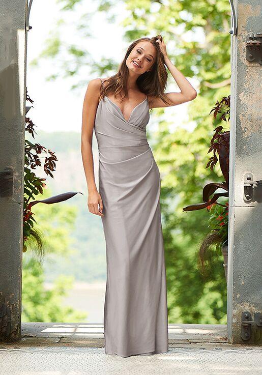 Bari Jay Bridesmaids 2005 V-Neck Bridesmaid Dress