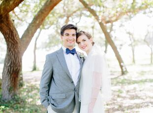If there's one thing that Deborah Barnette (24 and a financial analyst) and David Babb (24 and an architect) wanted for their wedding, it was that it