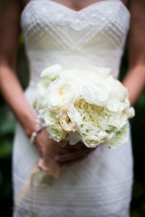 Soft Ivory Bouquet