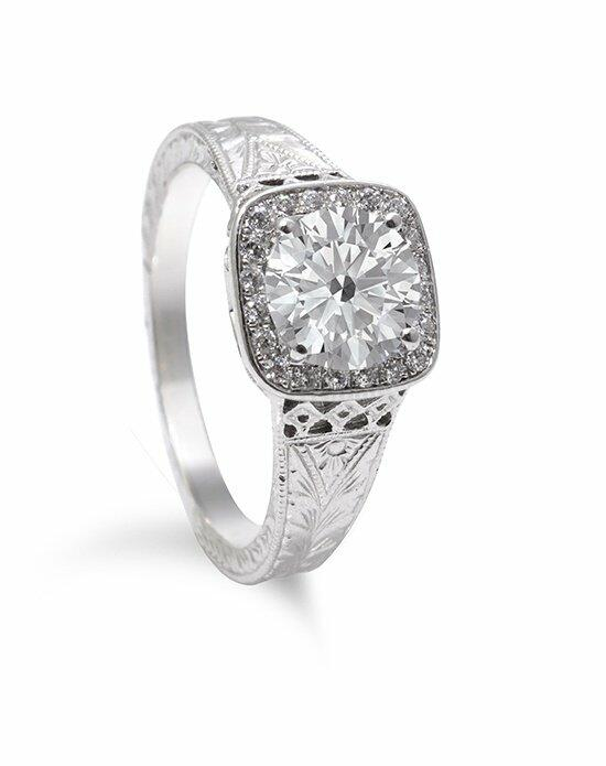 Timeless Designs R1907 Engagement Ring photo