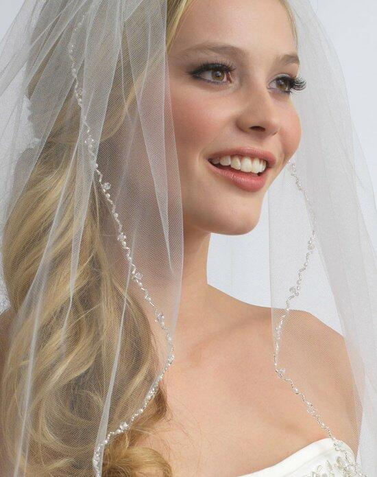 USABride 1-Layer, Emma Pearl & Crystal Beaded Veil VB-5004 Wedding Veils photo