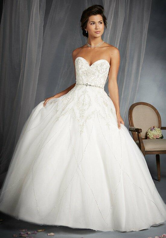 Alfred Angelo Disney Fairy Tale Weddings Bridal Collection 246 Wedding Dress photo