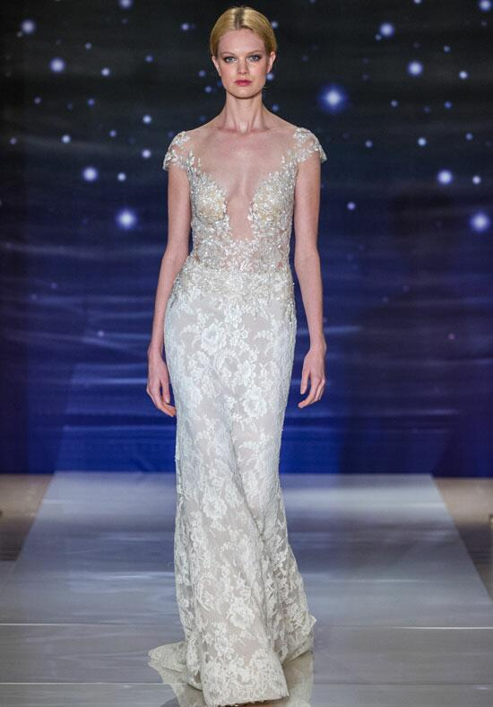Reem Acra She's My Girl Wedding Dress photo