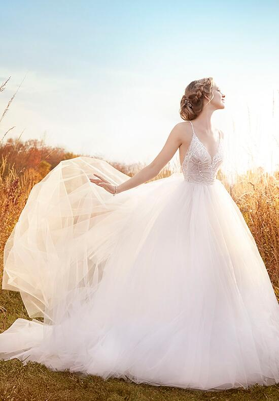 Jim Hjelm 8610 Wedding Dress photo
