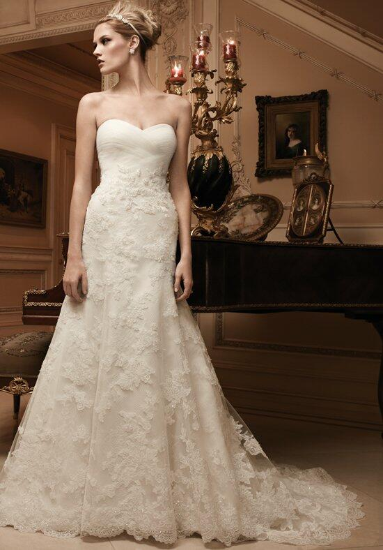 Casablanca Bridal 2125 Wedding Dress photo