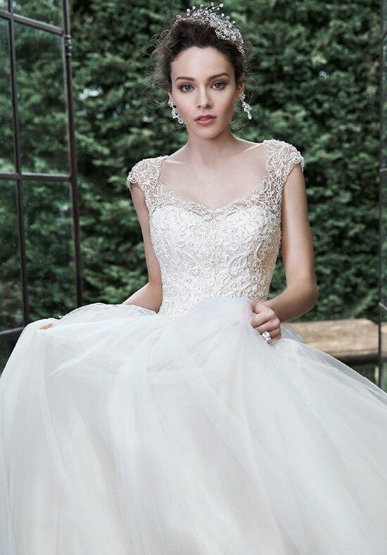 Maggie Sottero Maloree Wedding Dress photo