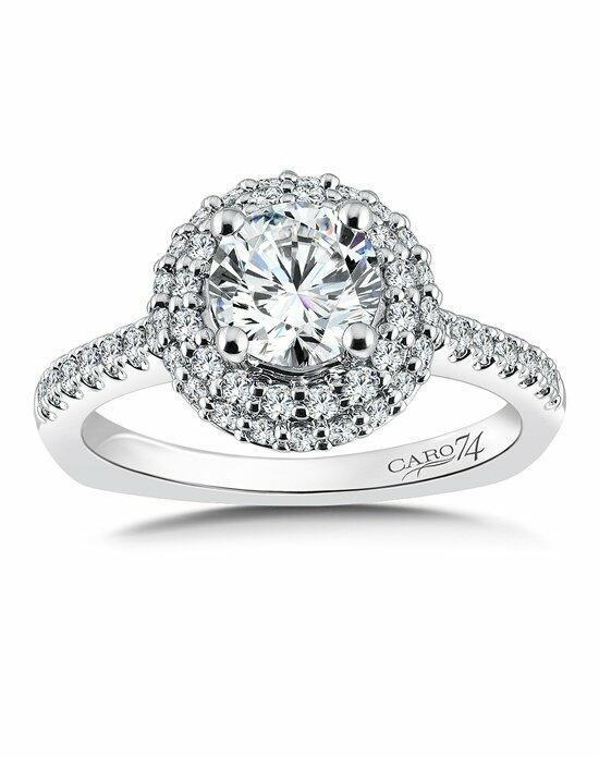 Caro 74 CR726W Engagement Ring photo