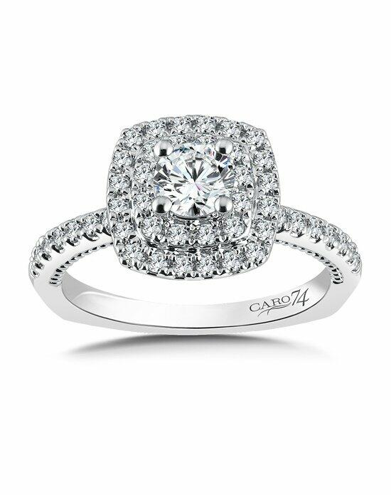 Caro 74 CR725W Engagement Ring photo