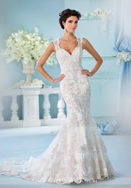 David Tutera for Mon Cheri 216246 Nerida Wedding Dress photo