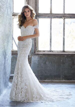 Morilee by Madeline Gardner Kassia/ 8203 Sheath Wedding Dress